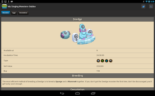 My Singing Monsters Guides