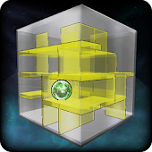 Cube Maze 3D Ball Travel