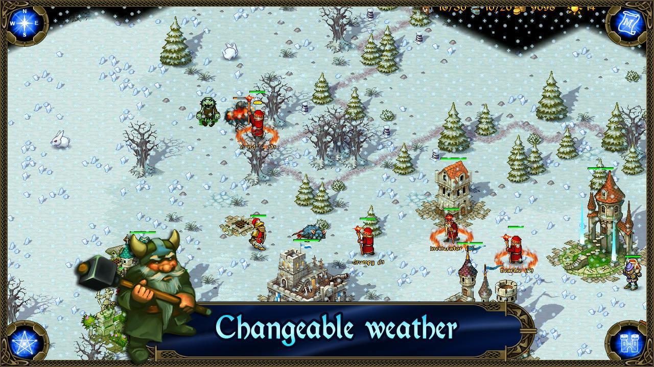 Majesty: Northern Expansion screenshot #18
