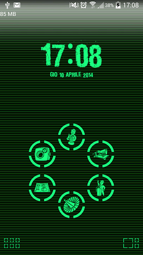 SL Green Phosphor