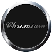 Chromium Launcher Theme