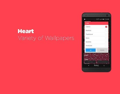 Hearts Live Wallpaper Free- screenshot thumbnail