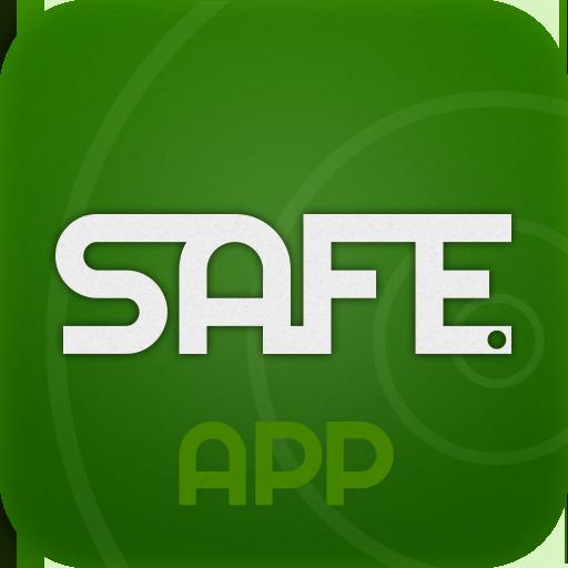 SafeApp LOGO-APP點子