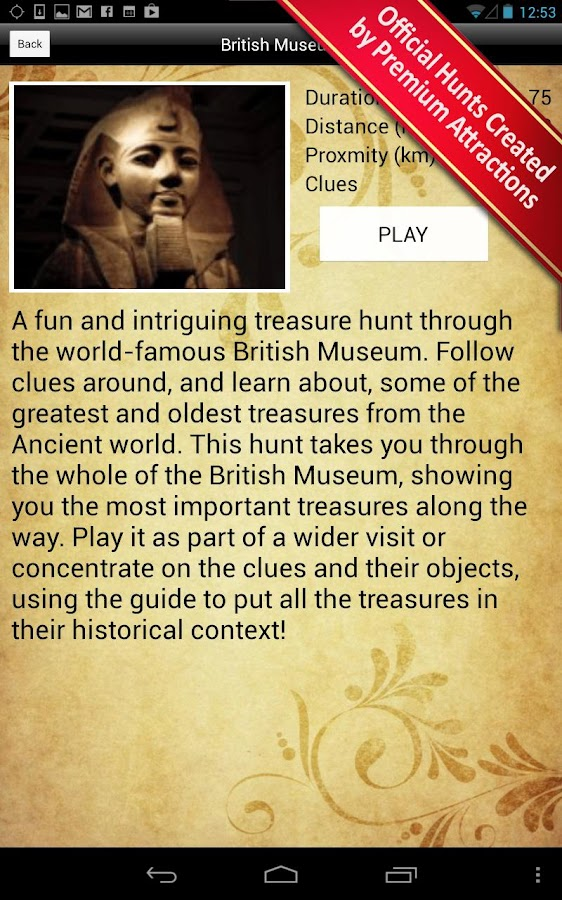 Huntzz - Treasure Hunts- screenshot