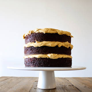 Reese's Peanut Butter Chocolate Cake.