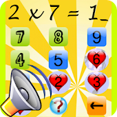 Multiplication Tables for Kids