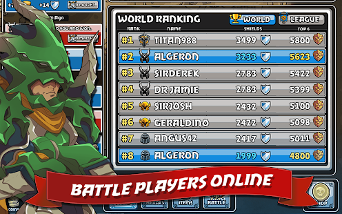 Lionheart Tactics Screenshot 25