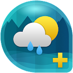 Weather & Clock Widget for Android Ad Free 3.9.4.1 (Paid)