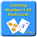 Counting Numbers 1-25 icon