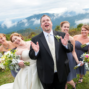 Allison & Thayer by Mike Lesnick - Wedding Groups ( mike lesnick, roseland, wintergreen resort, mike lesnick photography, allison, thayer, wedding, virginia, wintergreen )