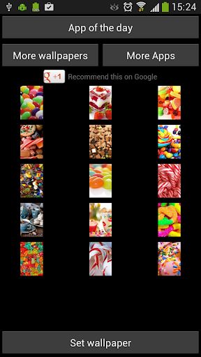 玩免費個人化APP|下載Sweets Wallpapers for Chat app不用錢|硬是要APP