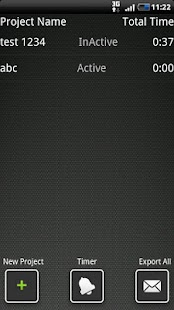 Short Timer-TBS Pro- screenshot thumbnail