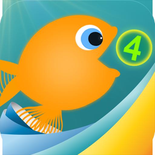 Motion Math: Hungry Fish LOGO-APP點子