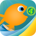 Motion Math: Hungry Fish icon