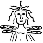Dragonfly Woman