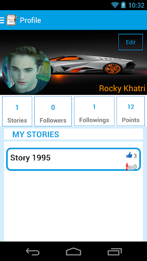 玩社交App|Stories Bytes Write-Share Beta免費|APP試玩