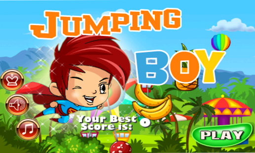 Jumping Boy - screenshot thumbnail