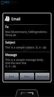 Screenshot of NeoReader QR & Barcode Scanner