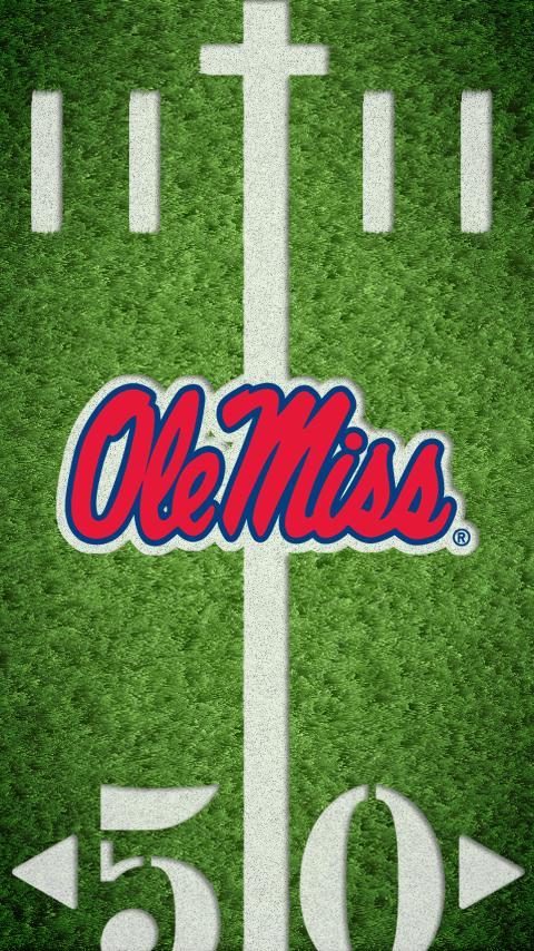 Ole Miss Rebels Football Wallpaper