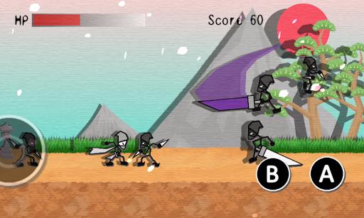 【免費冒險App】Ninja Warrior-APP點子