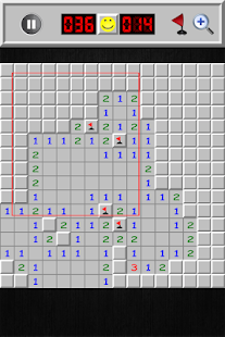 Minesweeper Deluxe- screenshot thumbnail