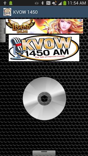 KVOW 1450
