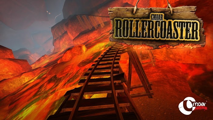 Cmoar Roller Coaster VR v1.1 Apk Miki