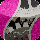 rosa HD live wallpaper icon