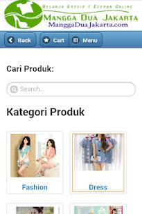 Online Shop ITC Mangga Dua