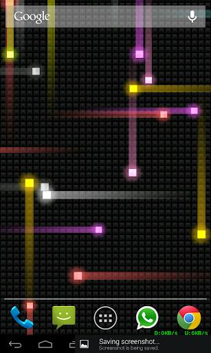 Next Nexus Live Wallpaper 1.3.3 screenshots 1