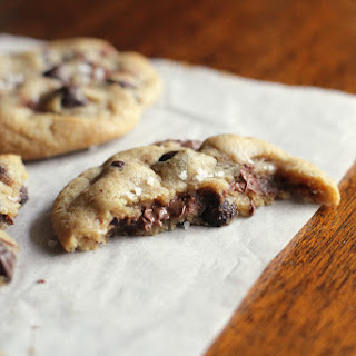 Nutella-Stuffed Brown Butter Chocolate Chip Cookies