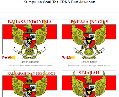 App Soal Tes Cpns Beserta Jawaban Apk For Windows Phone Android Games And Apps