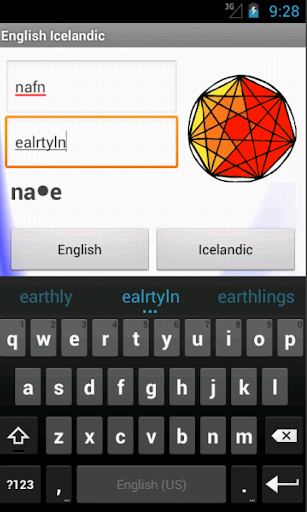 玩書籍App|English Icelandic Dictionary免費|APP試玩