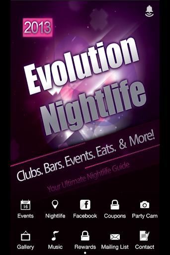 Evolution Nightlife