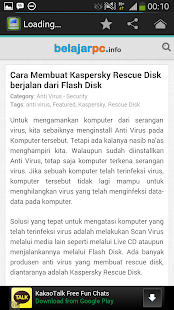 Belajar PC For Android- screenshot thumbnail