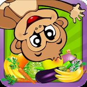 Yunky Monkey: Fruit Saga Game