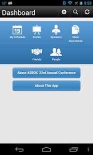 ASBDC 33rd Annual Conference - screenshot thumbnail
