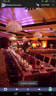 Wedding Decoration Ideas Screenshot Thumbnail