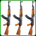 AK-47 Fire logo