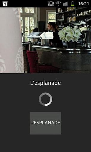 Restaurant l'Esplanade - Metz