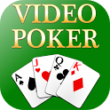 Video poker [card game] icon