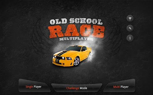 Old School Race for tablets- screenshot thumbnail