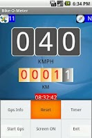 Screenshot of Bike-O-Meter PRO