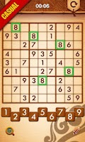 Screenshot of Sudoku Master