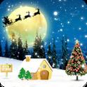Christmas FREE Live Wallpaper icon