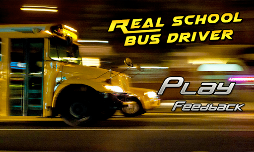 Real School Bus Driver 3D