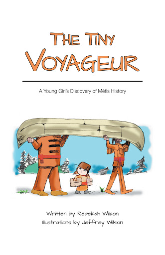 The Tiny Voyageur cover