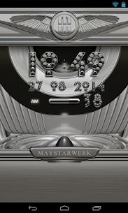 Digi Clock Widget Silver Diamond v2.70 [Paid] APK 2