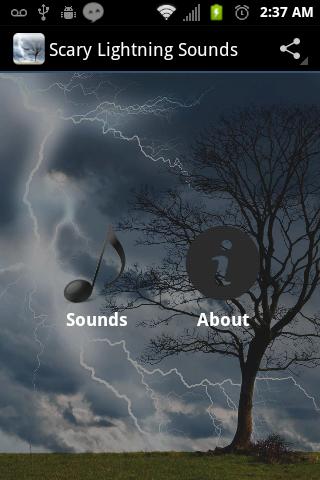 Lightning and Thunder Sounds