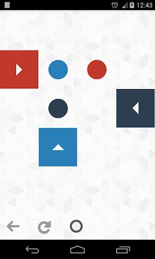 Squares Dots